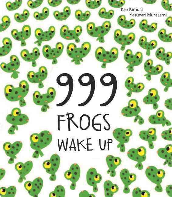 999 Frogs Wake Up By Kimura, Ken